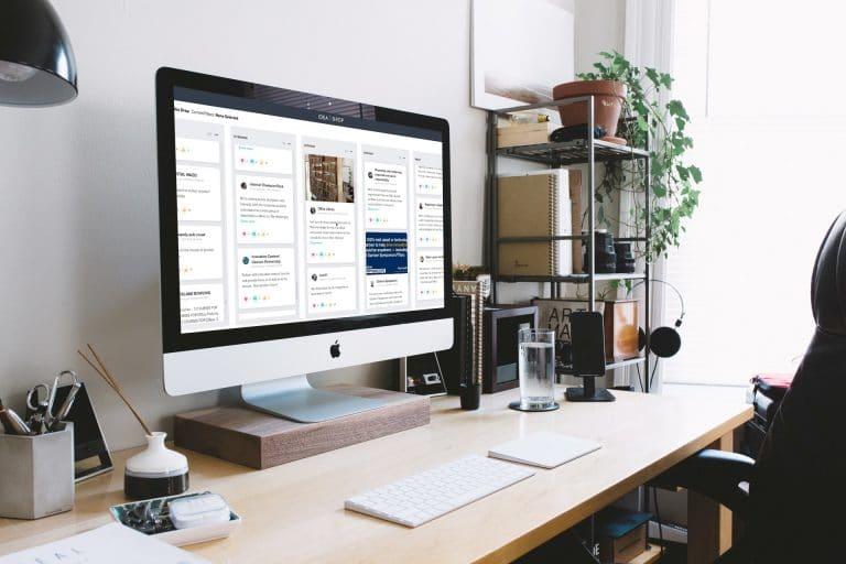 Idea management software desktop office