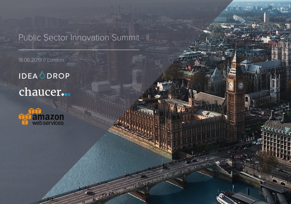 Public Sector Innovation Summit AWS