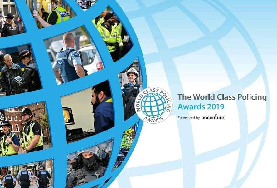 world class policing awards
