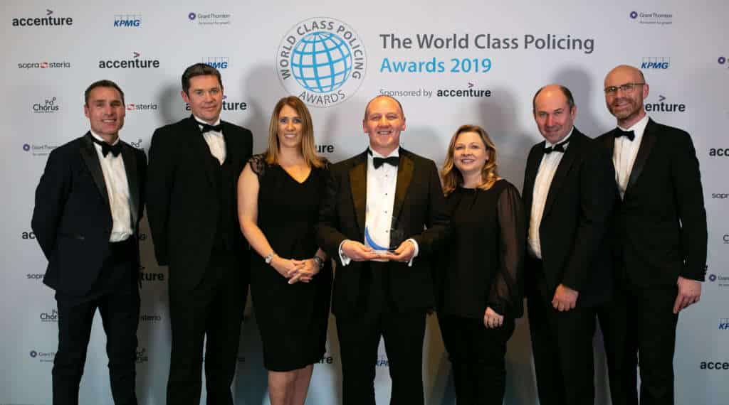 world class policing awards