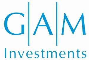 Gam Investments logo