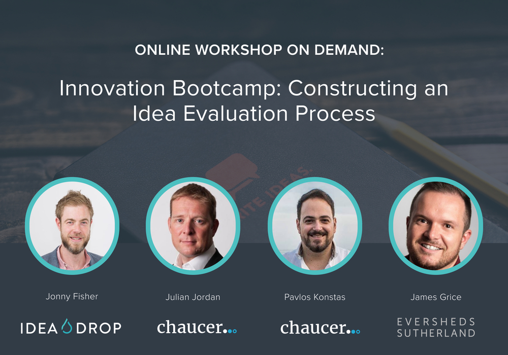 Innovation Bootcamp Part 4