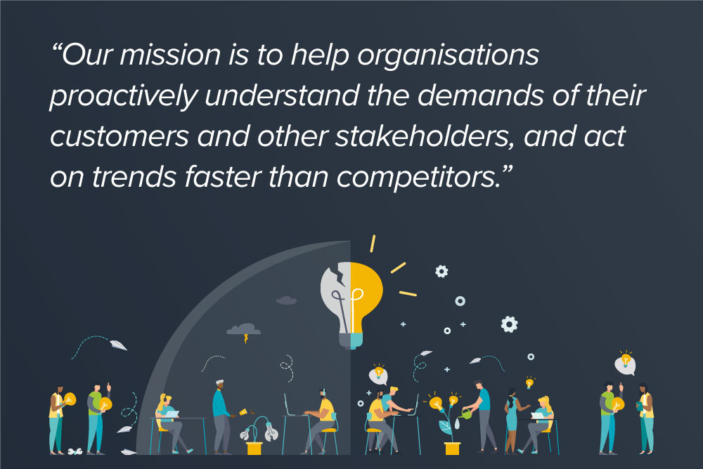 Open innovation mission