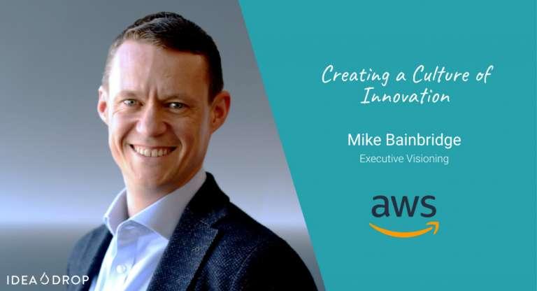 Amazon Web Services Mike Bainbridge